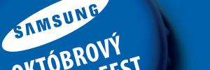 Októbrový Samsung Fest